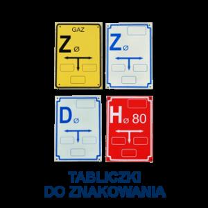 tabliczki orientacyjne