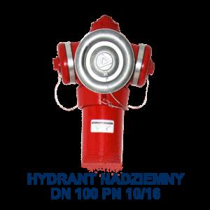 Hydrant nadziemny dn100